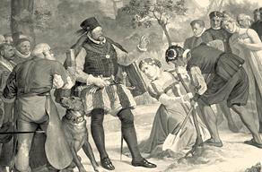"""Kurfürst August von Sachsen – """"Vater"""" des sächsischen Obstbaus"""
